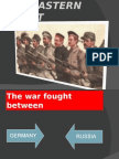 First World War (Eastern Front)