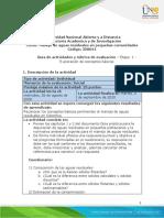 Guia de actividades y Rúbrica de evaluación - Unidad 1 - Etapa 1 - Exploración de conceptos básicos.pdf