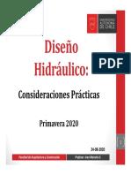 Consideraciones Practicas de Diseño OCEH (Al 24-08-2020)