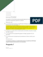 evalucion 4 direccion de proyectos  2 segunda parte