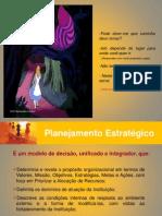 Planejamento Estratégico - Profª Alecsandra Ventura