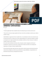 04-07-2020 Refuerzan operativos seguridad en Cochoapa el Grande, Copanatoyac y Zapotitlán Tablas