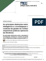 Atividade de inteligência e a investigação criminal_ principais distinções - Jus.com.br _ Jus Navigandi.pdf