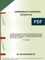 S3-MEJORAMIENTO CONTINUO SESIÓN 03