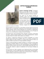 CAPITAN GUSTAVO ARTUNDUAGA PAREDES