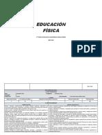 5to PCA Educación Física
