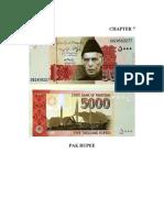 Economics Ch 07. Pak Rupee