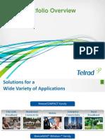 Telrad 4G Portfolio Overview