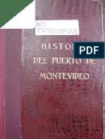 Historia del Puerto de Montevideo.