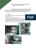Informe climatización Teatro Civico Eloy Alfaro