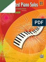 Celebrated Piano Solos - book 1 (Robert D. Vandall).pdf