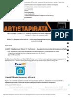 EASEUS Data Recovery Wizard 12 Technician - Recuperación de datos eliminados o dañados - Artista Pirata-2.pdf