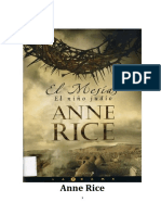 Rice, Ann -El Mesías 1- El niño judío