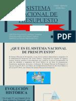 SISTEMA NACIONAL DE PRESUPUESTO (2)