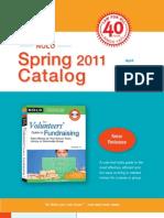 Nolo Spring 2011 Catalog