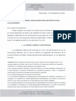 Dictamen Correa Freitas