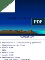 Arqui_ProcesamientoParalelo_19I.ppt