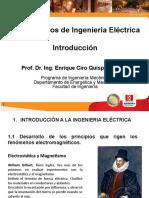 Presentación introducción FIElectrica