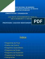 7 HERRAMIENTAS DE MEJORAMIENTO COTINUO.ppt