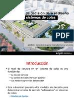 SUBUNIDAD II_MODELOS DE DECISIÓN EN TEORÍA DE COLAS