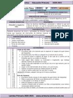 Septiembre - 5to Grado Educación Física (2020-2021)