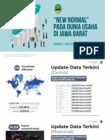 SEKDA-New Normal Pada Dunia Usaha Di Jawa Barat
