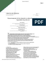 Operaciones Trabajo Colaborativo español