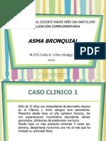 Ac Asma Bronquial. Ucsur. Mp Fadia Uribe h