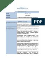 Ficha de lectura Relaciones Internacionales