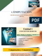 Computacion 10mo Unidad 1