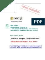Moderation Script (01/2011)