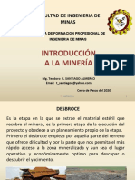 INTROA LA MINERIA  - SESION 8.pdf