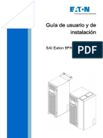 Eaton_9PHD_UPS_30-200_kW_Users_and_Installation_Guide_ES.pdf