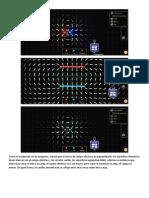 simulacion lineas de campo