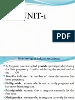 unit 1 various terminologies.pptx