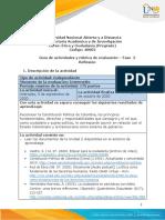 Getica y ciudana uia de actividades y Rúbrica de evaluación - Fase 2 unidad 2.pdf
