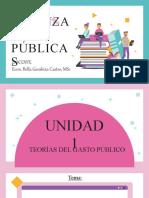 C2 - Finanzas Públicas - rol estado y finanzas públicas Eficiencia y equidad.pptx