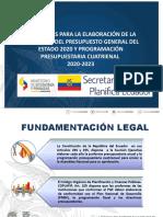 Directrices-Proforma-2020-y-PPC-2020-2023MEF