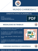 orientaciones académicas egb elemental