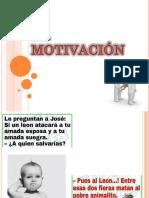 3. Teorias Motivacionales