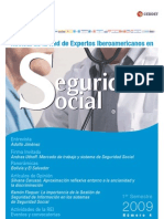 Revista de la REI de seguridad social Nro. 4