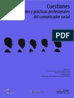Cuestiones sobre perfiles y prácticas profesionales del comunicador social