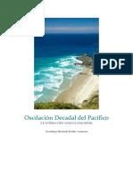 Oscilación Decadal del Pacífico