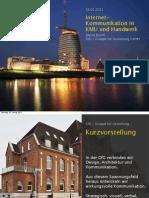 Internet Kommunikation für Handwerk und  KMU von Marco Bosch