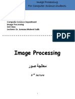 Digital ImageProcessing 6