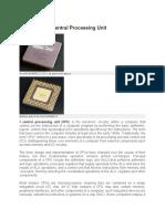 Module 2_Reading4_Central Processing Unit
