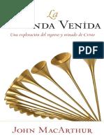 La Segunda Venida-JOHN MACARTHUR.pdf