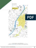 Les rues où le port du masque est obligatoire au Mans