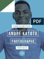CV & PORTFOLIO-ANDRE KATOTO