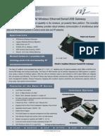Nano IP Series.IPn920.Brochure.Rev.1.04
